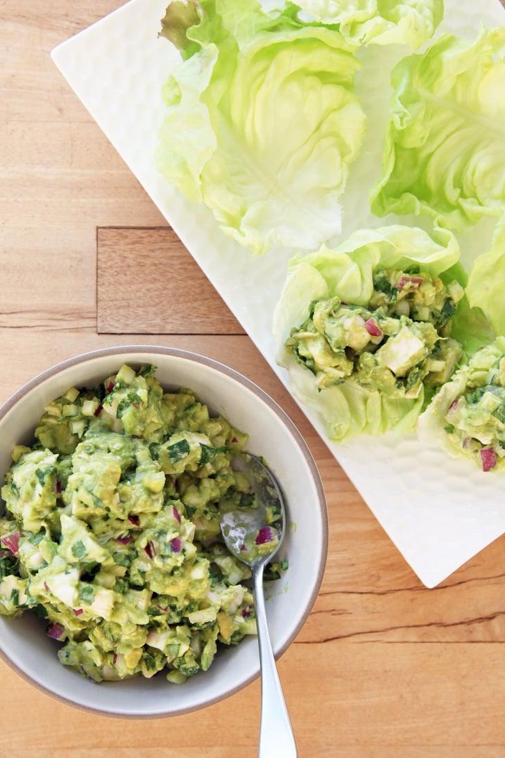 Guacamole Chicken Salad | Chicken Salad Recipes | POPSUGAR ...