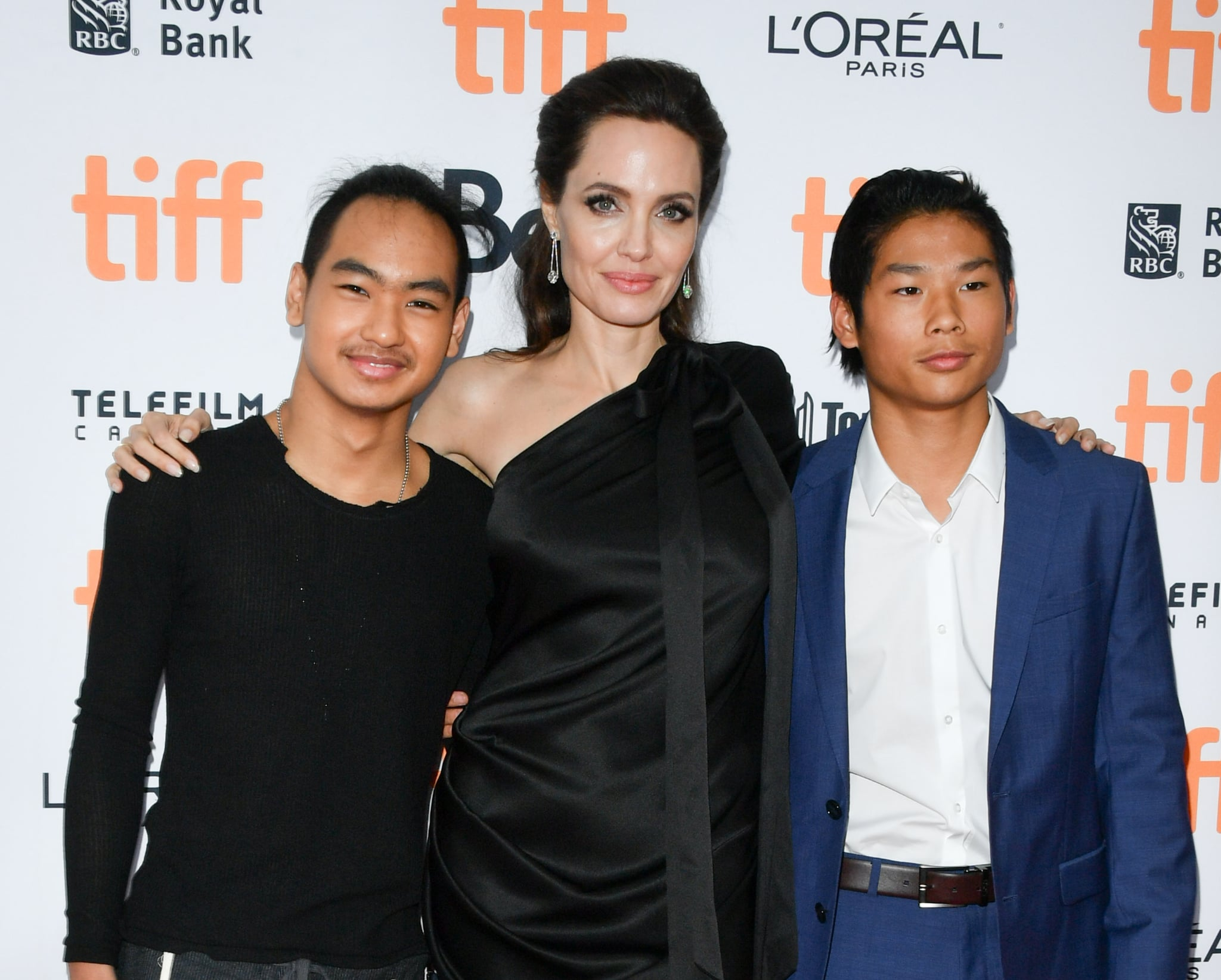 How Old Are Brad Pitt and Angelina Jolie's Kids? | POPSUGAR