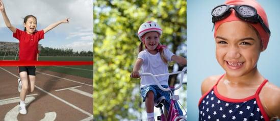 Children and Triathlons