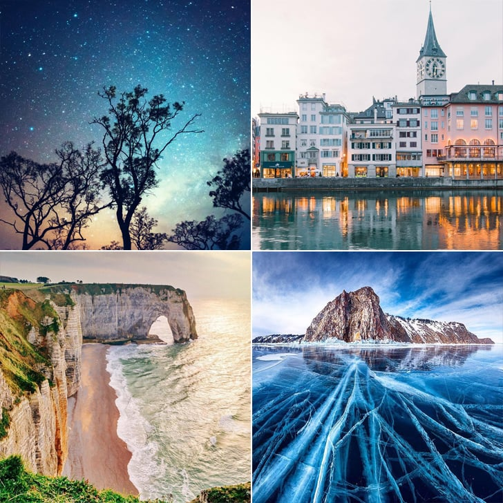 Travel Instagram Accounts to Follow