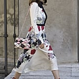 Valentina Siragusa at Milan Fashion Week