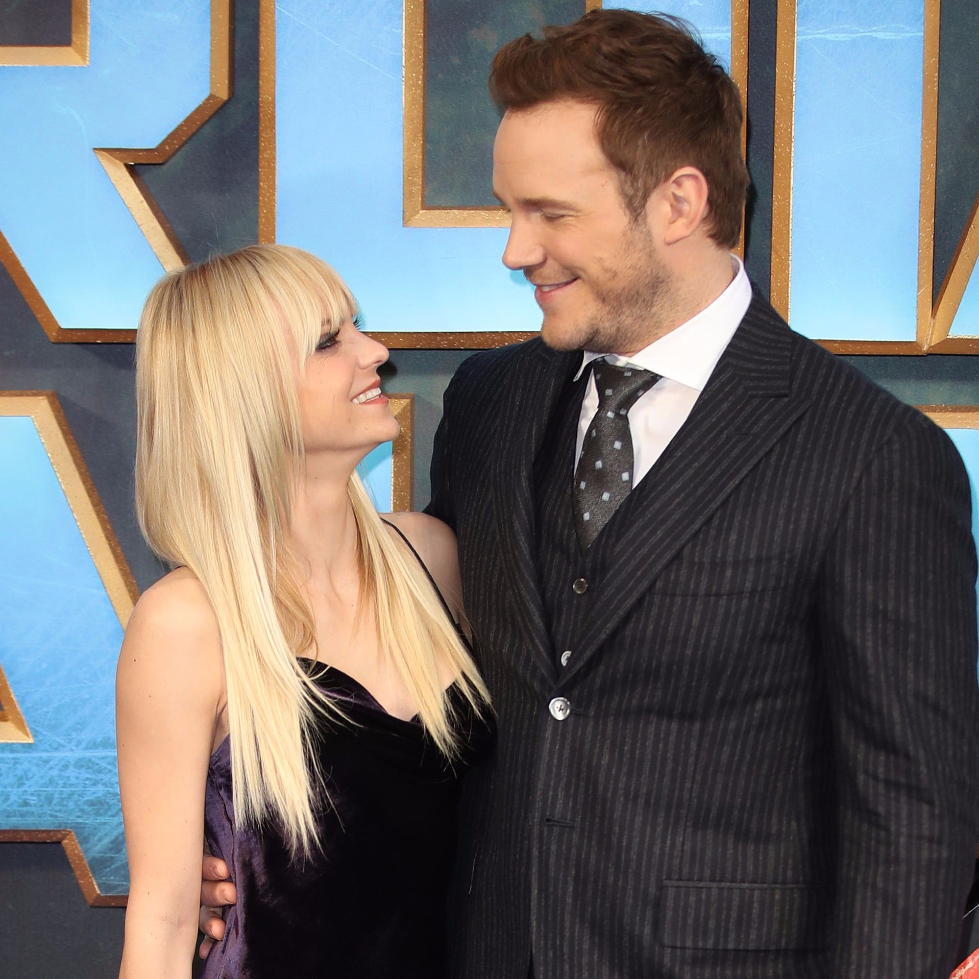 Anna Faris Something Brewin' with New Boyfriend