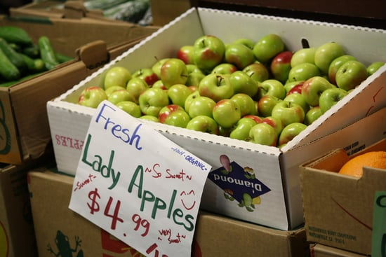 Get to Know Lady Apples