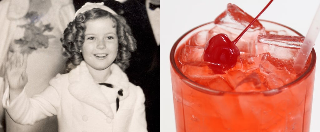 Who Invented the Shirley Temple?