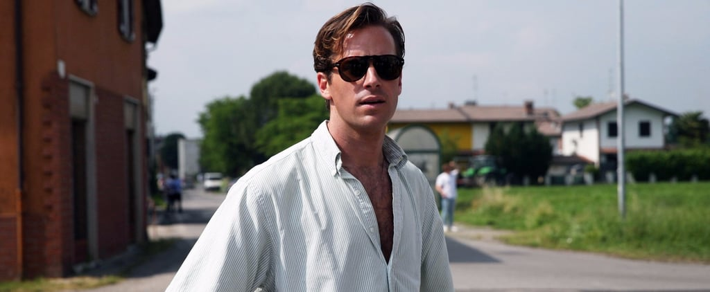 Armie Hammer Doesn't Sugarcoat How He Felt Playing a Gay Character in Call Me by Your Name