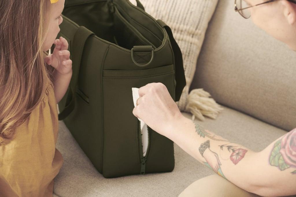 Dagne Dover Diaper Bag and Backpack