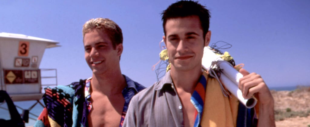Freddie Prinze Jr. Gets Choked Up Remembering Paul Walker's She's All That Audition