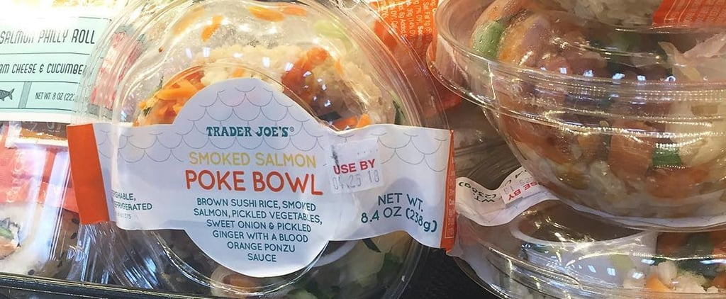 Trader Joe's Poke Bowl