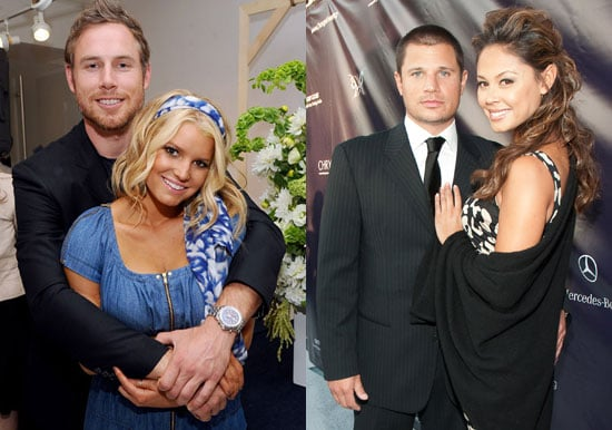 Jessica Simpson Announces Her Engagement One Week After Nick Lachey