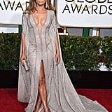 Jennifer Lopez owned the red carpet in Zuhair Murad.
