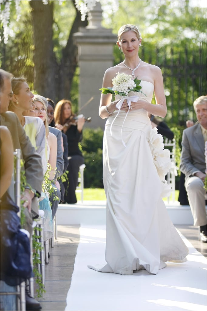 Lily and bart wedding