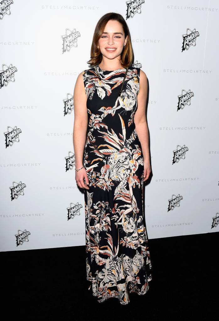 Celebrities at Stella McCartney Fashion Show in LA 2016