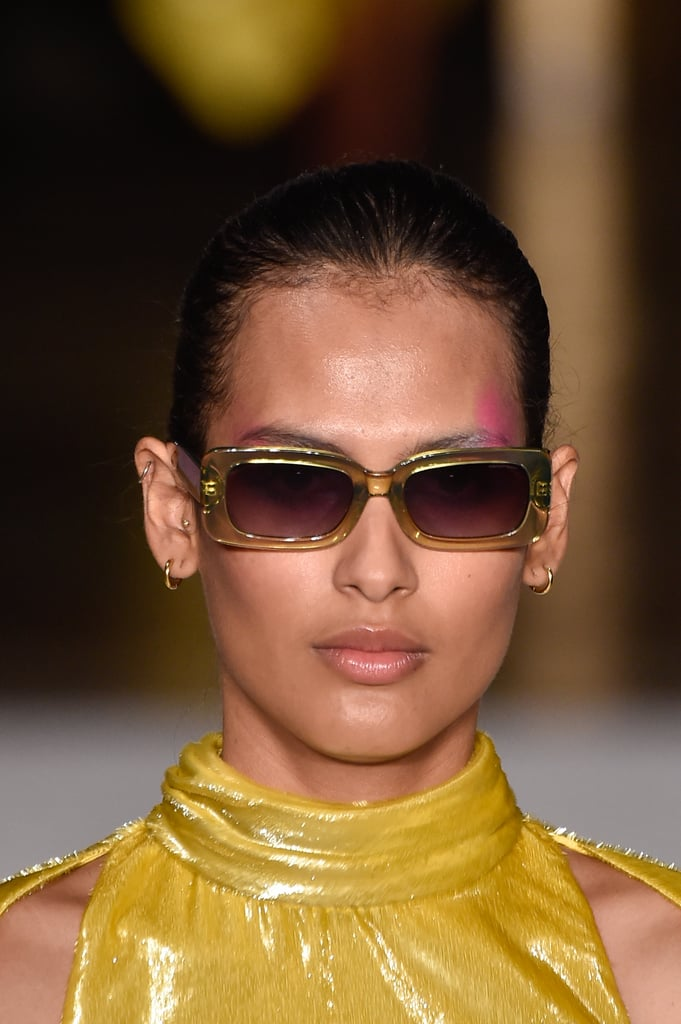 Sunglasses on the Christian Siriano Runway at New York Fashion Week