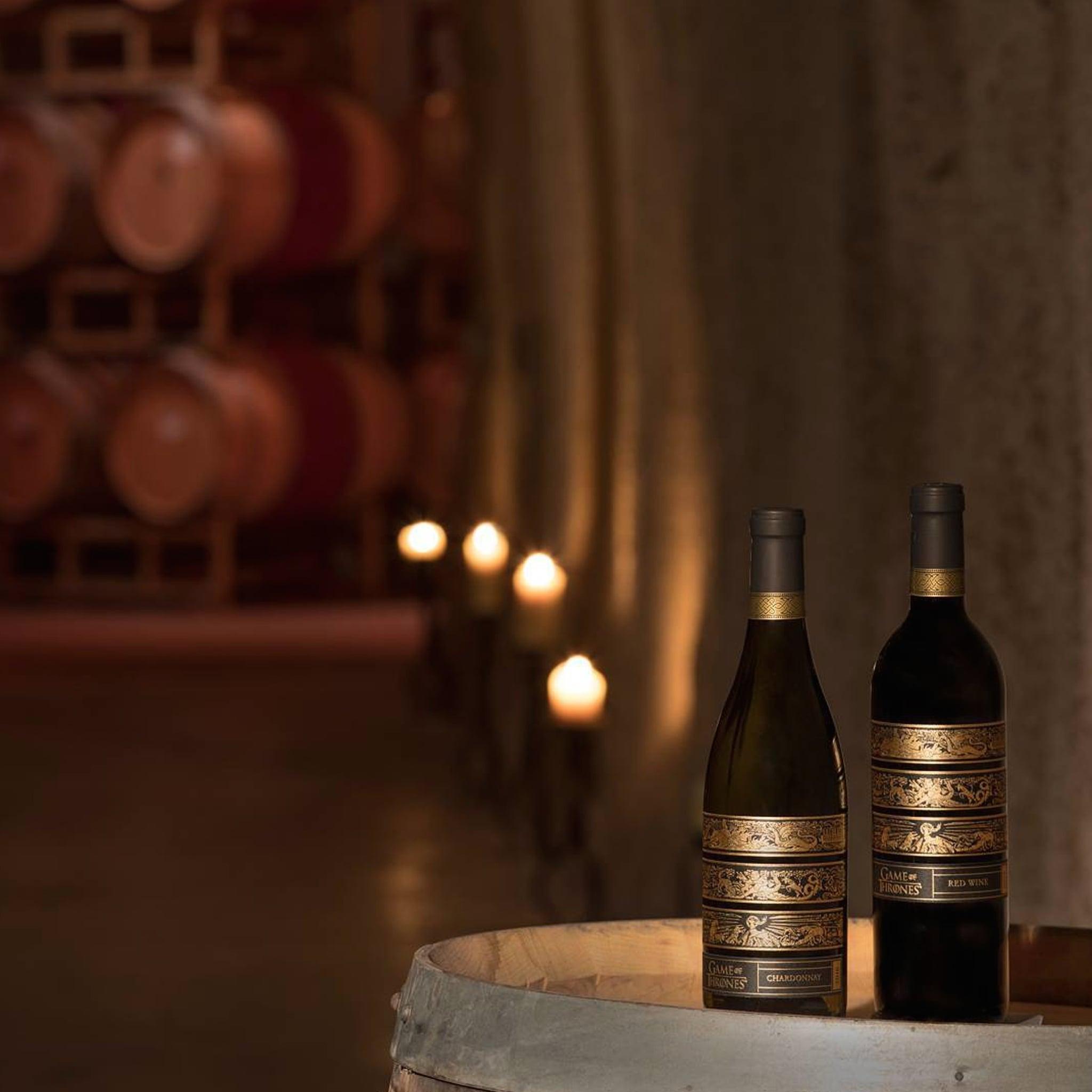 Vintage Estates Wines Game Of Thrones Wine 2019 Popsugar Food