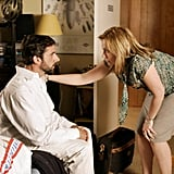 Toni Collette and Steve Carell in Little Miss Sunshine