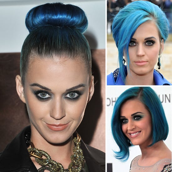 Which of Katy Perry\'s Recent Hairstyles is Best? | POPSUGAR Beauty ...