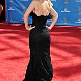 Pictures of Emmy Ladies Red Carpet