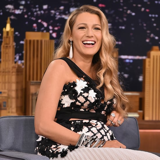 Blake Lively Talks About Baby James on The Tonight Show 2016