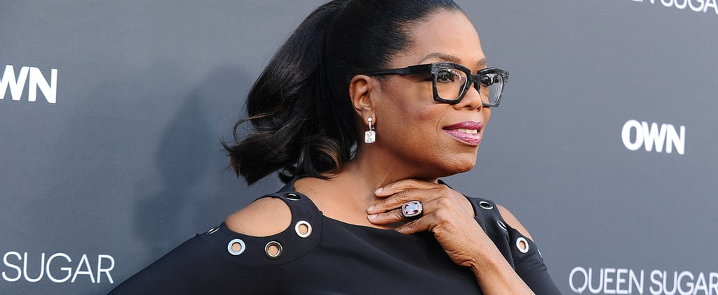 Proof That Weight Watchers Is Definitely Working for Oprah Winfrey