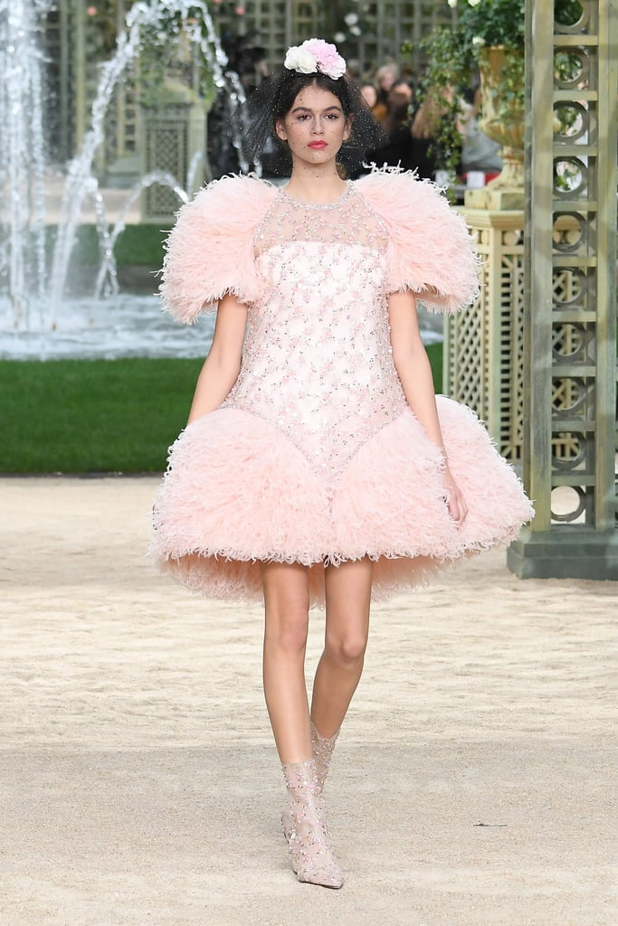 chanel couture show spring 2018