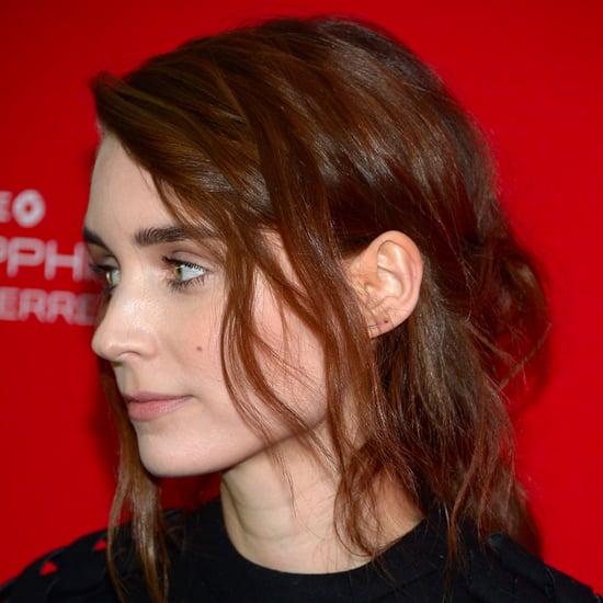 Rooney Mara Hair at Sundance Film Festival 2014