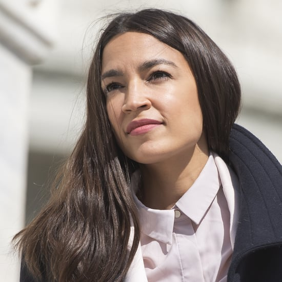 Alexandria Ocasio-Cortez Debuted a Lob Haircut For Spring