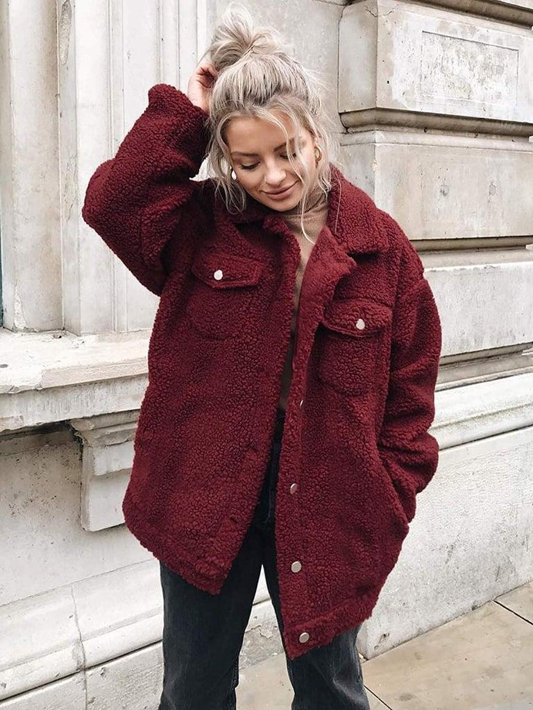 The Bestselling Teddy Coat