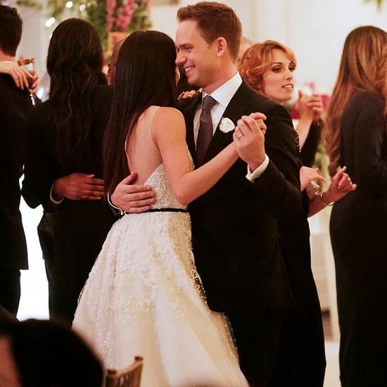 Meghan Markle Wedding Dress on Suits