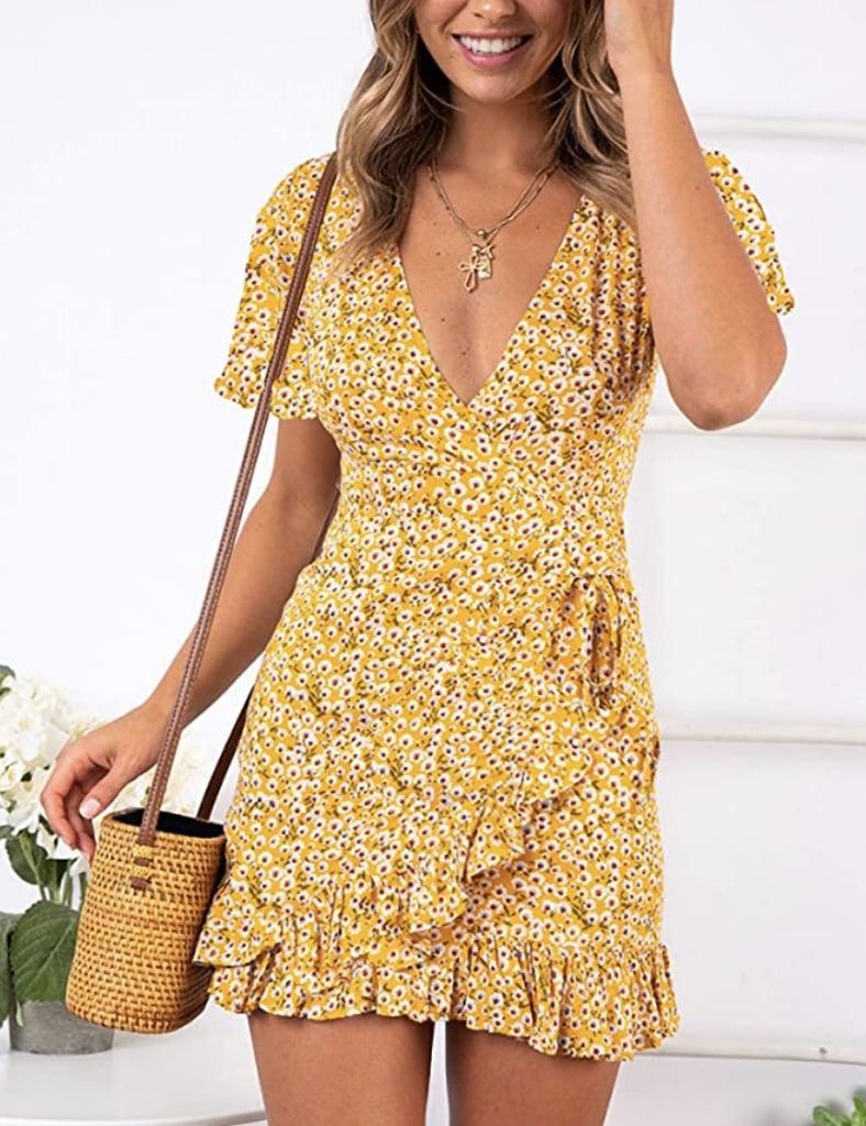 Comfortable Minidresses on Amazon