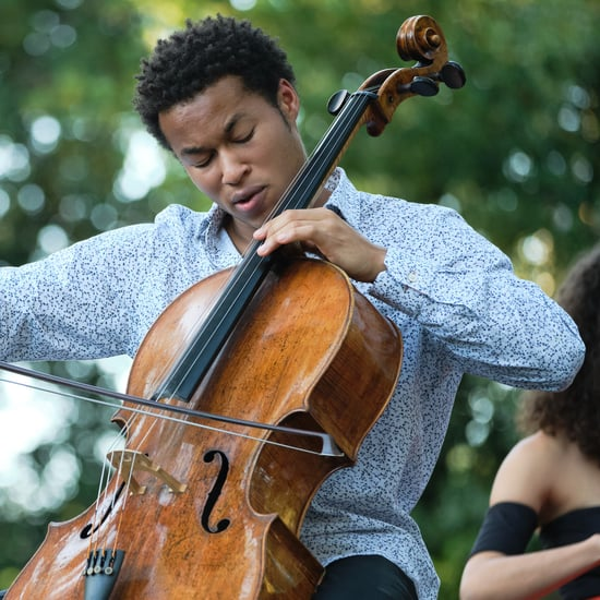 Sheku Kanneh-Mason Interview About the Royal Wedding