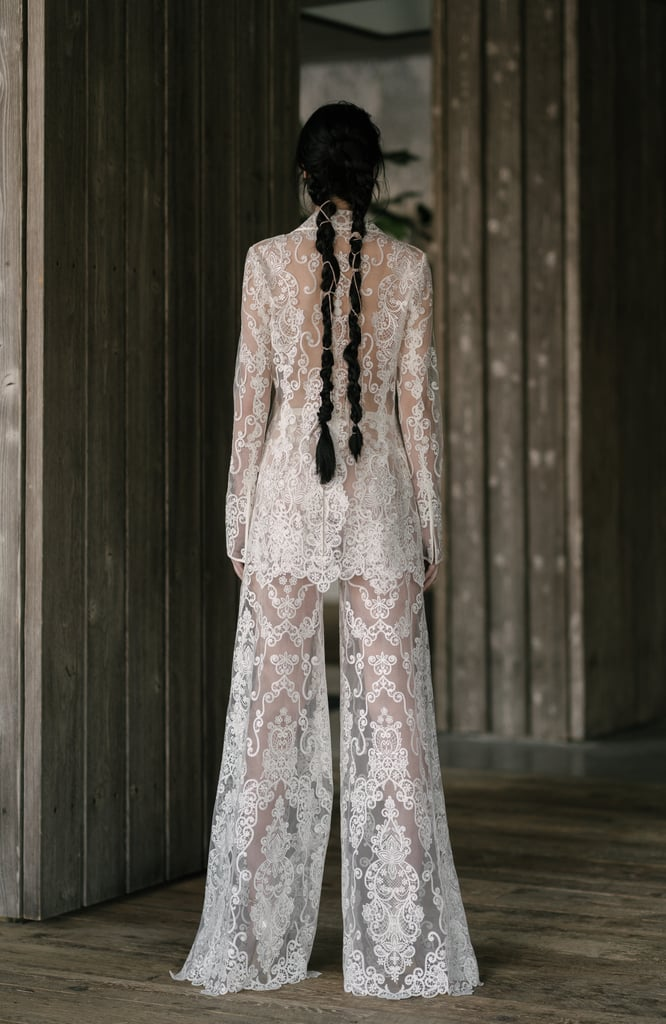 Meghan Trainor Wedding Dress