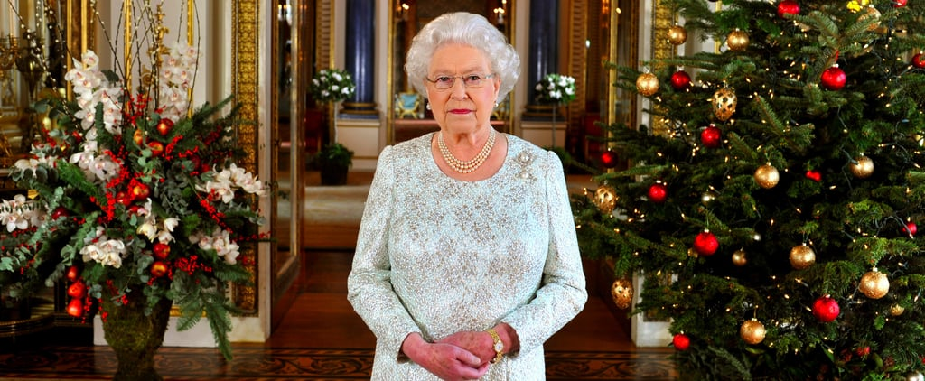 This Is What Christmas Looks Like in the British Royal Palaces