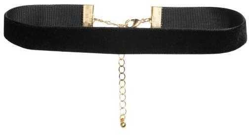 H&M Velvet Choker Necklace