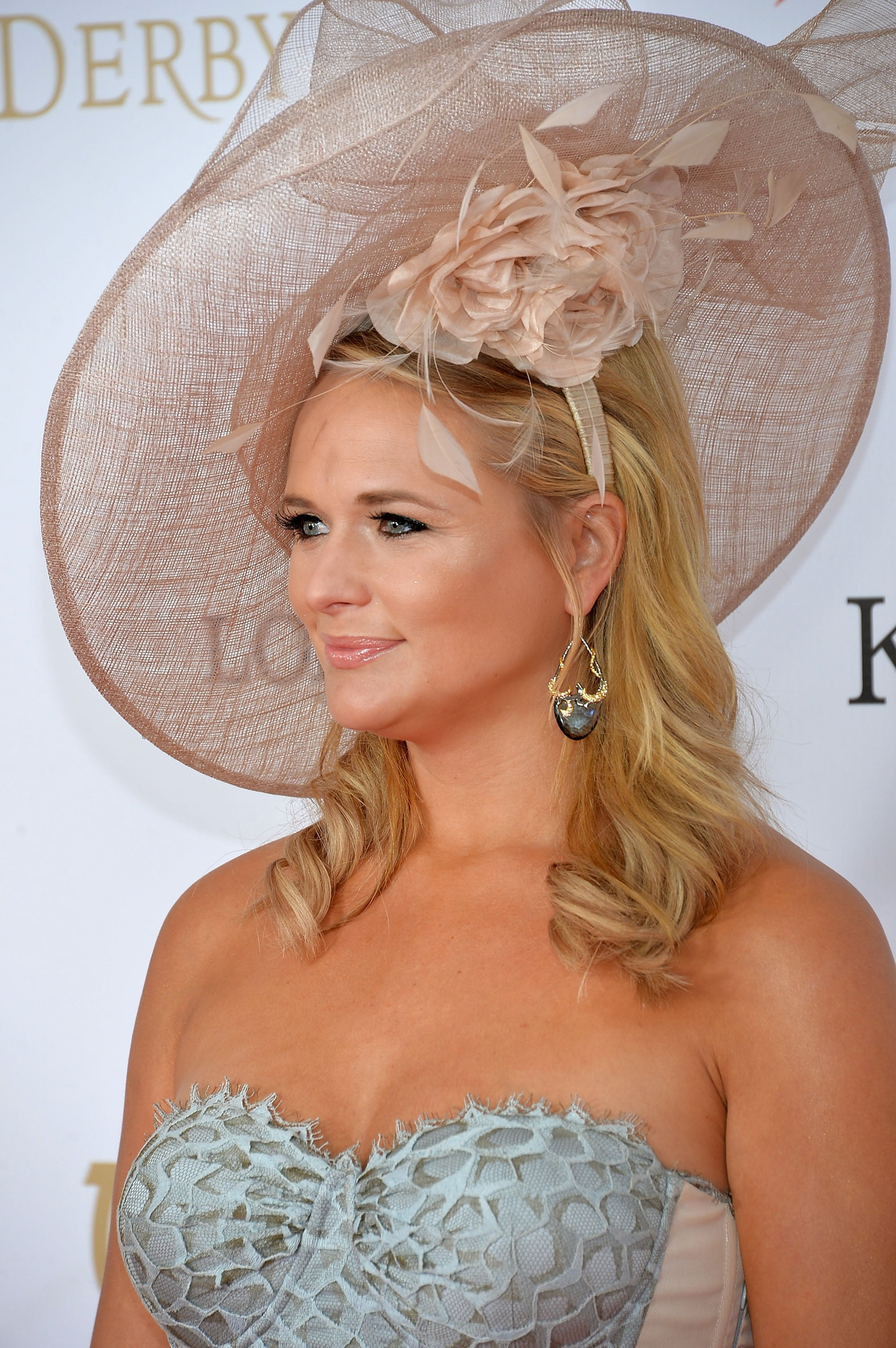 Miranda Lambert went with a pretty and subtle style in 2013.