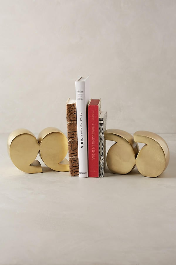 Quotation Marks Bookends ($168)