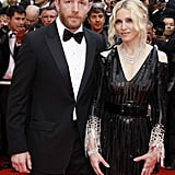 Madonna and Guy Ritchie in 2008