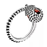 MEY For Game of Thrones Dragonstone Fire Orange Ring
