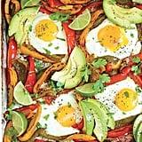 Sheet Pan Breakfast Fajitas