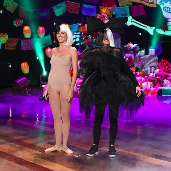 Ellen DeGeneres Halloween Costume 2016 Pictures