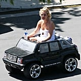 Driving Miss Britney