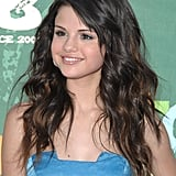Selena Gomez's Beach Waves in August 2008