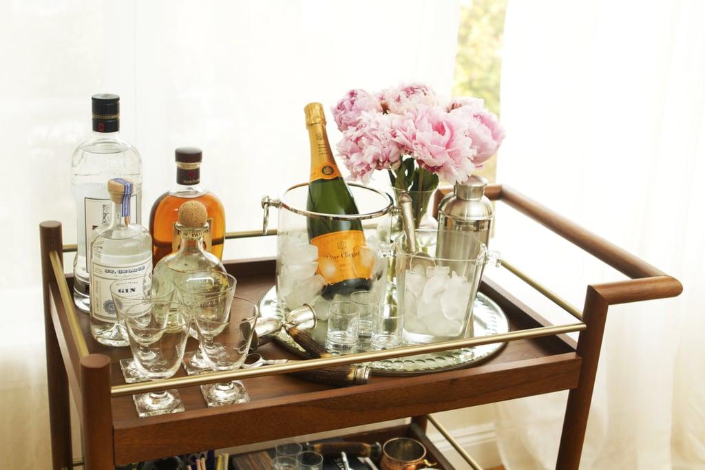 Leo: Setup a Home Bar | Home Decor Projects Based on Your Zodiac ...