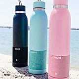 Aquio Double Wall Insulated Water Bottle & Detachable Bluetooth Speaker