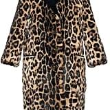 Burberry Prorsum Leopard-Print Coat ($8,547)