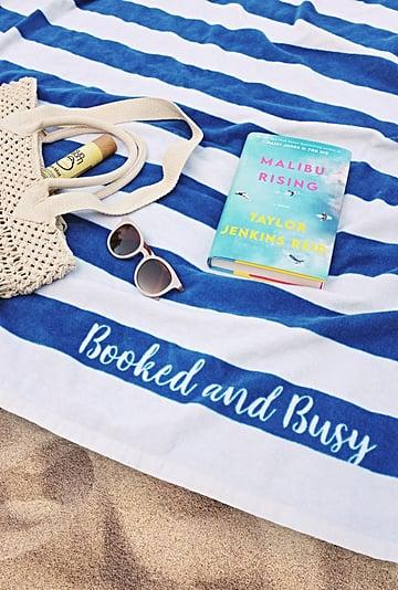 Best Summer Beach Reads and Beach Towels 2021