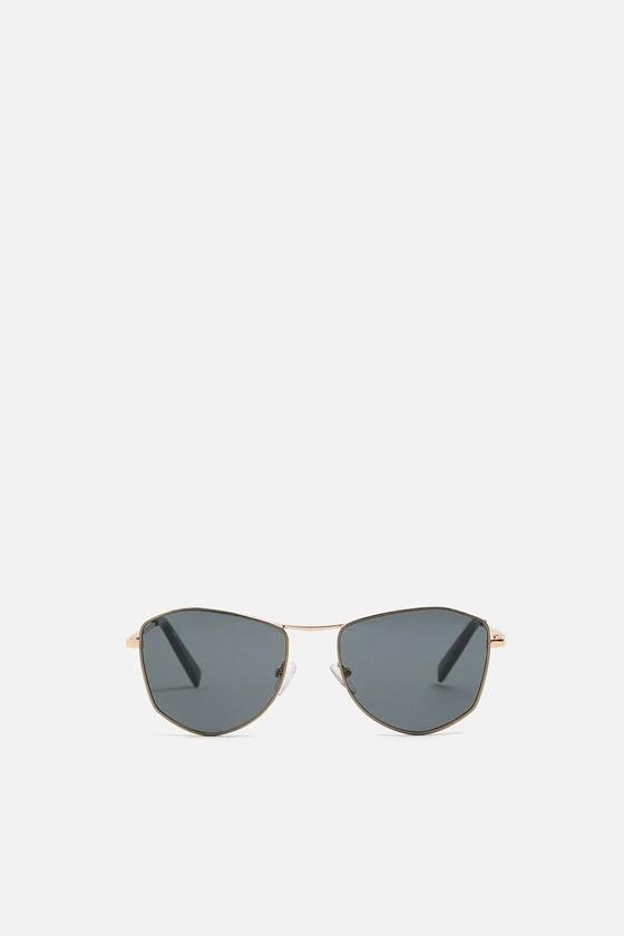 Zara Metallic Sunglasses