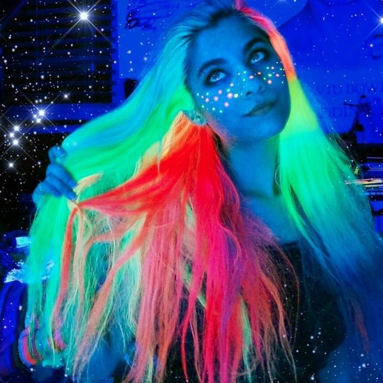 Glow-in-the-Dark Hair Dye | Video