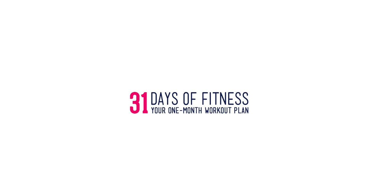 31 Days of Fitness: Get Fit 2014