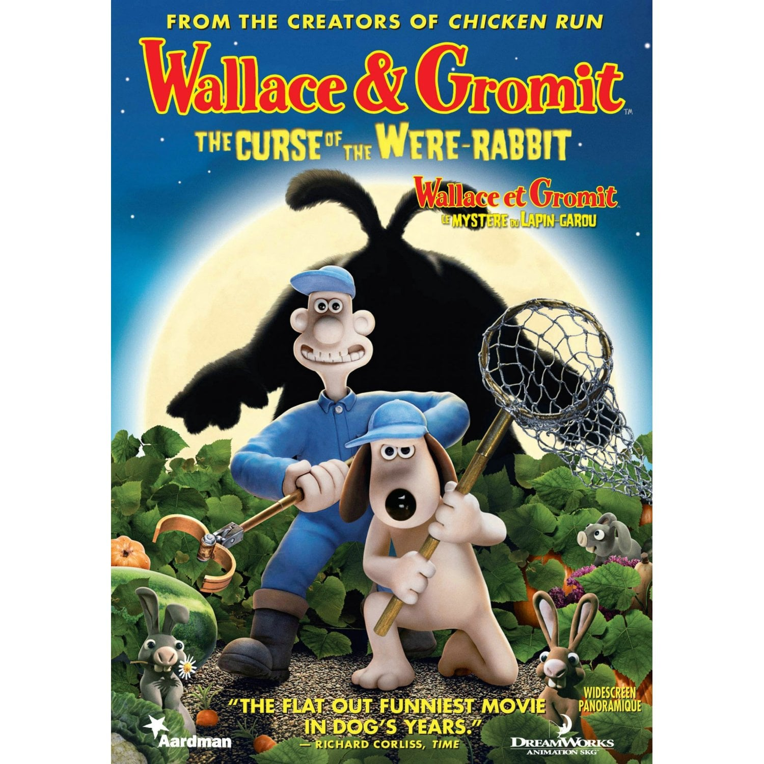 Wallace & Gromit: The Curse of the Were-Rabbit (G)