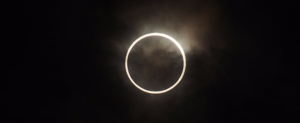 For the Love of Everything (Especially Your Eyes), Don't Look Directly at the Solar Eclipse